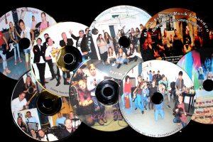 CD-Produktion im musikwerkstudio.de